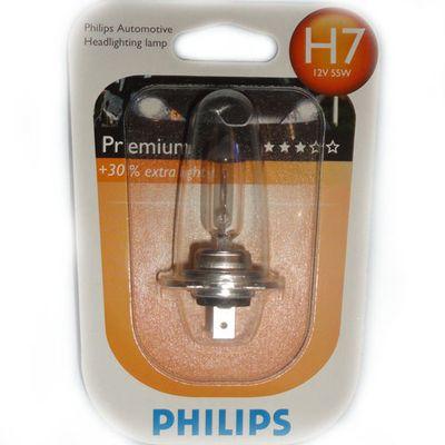 Лампа Philips H7 12972 PR 12V 55W PX26d B1