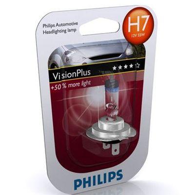 Лампа Philips H7 12972 VP 12V 55W PX26d B1
