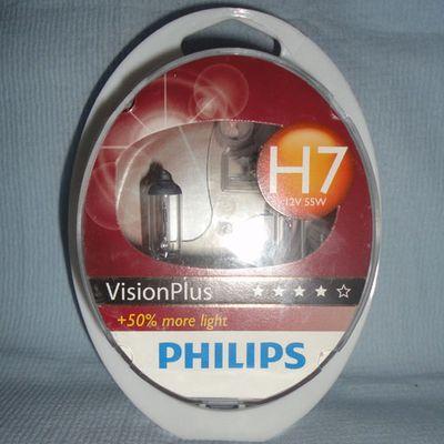 Лампа Philips H7 12972 VP 12V 55W PX26d S2
