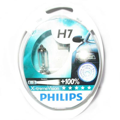 Лампа Philips H7 12972 XV 12V 55W PX26d S2