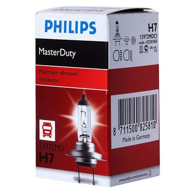 Лампа Philips H7 13972 MD 24V 70W C1