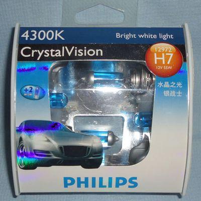 Лампа Philips H7/W5W 12972 CV 12V SM