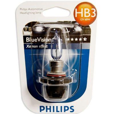 Лампа Philips HB3 9005 BV+ 12V 65W P20d B1