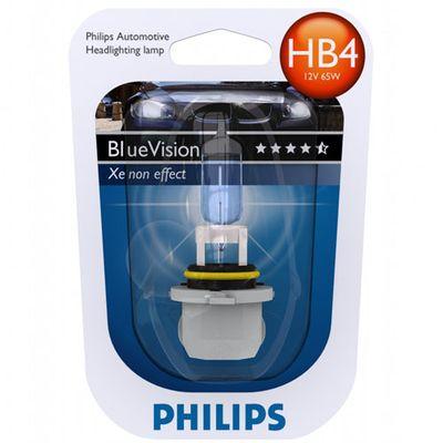 Лампа Philips HB4 9006 BV+ 12V 55W P22d B1