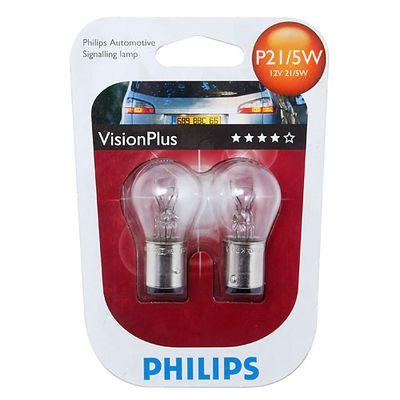 Лампа Philips P21/5W 12499 12V CP