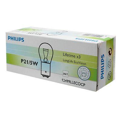 Лампа Philips P21/5W 12499 ECO 12V B2