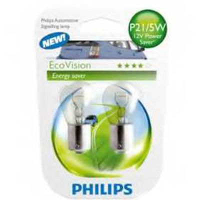 Лампа Philips P21/5W 12499 ECO 12V CP