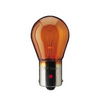 Лампа Philips PY21W 12496 NA 12V CP