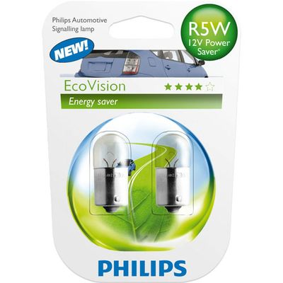 Лампа Philips R5W 12821 ECO 12V B2