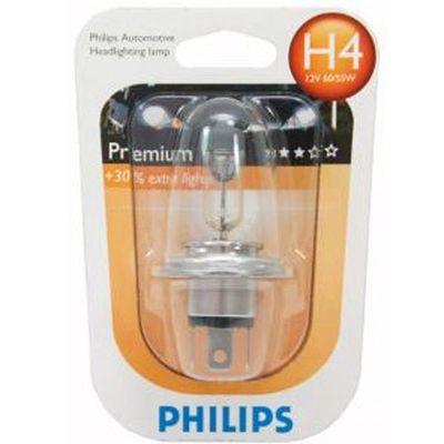 Лампа Philips H4 12342 PR 12V 60/55W P43t-38 C1