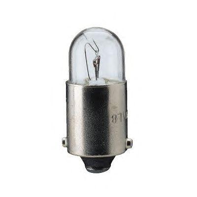 Лампа Philips T2W 12913 12V BA9s CP
