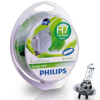 Лампы Philips H7 12972 ECO 12V 55W S2