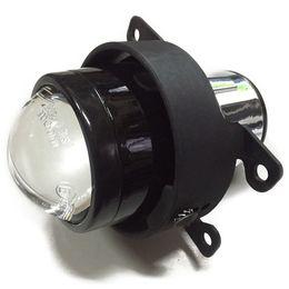 Противотуманные фары линзы (билинзы ПТФ) для Suzuki, ближний и дальний свет в штатное место