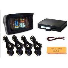 Парктроники Паркпрофи Р4352 VFD дисплей (черный)