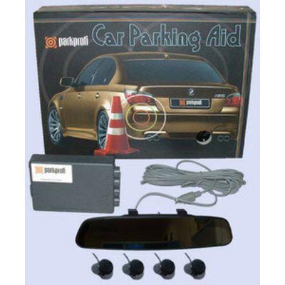 Парктроники Паркпрофи Р4561S (с зеркалом заднего вида) серебристый  купить - Интернет-магазин Msk-Auto.com