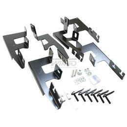 Кронштейны крепления порогов для Ford Kuga 13+