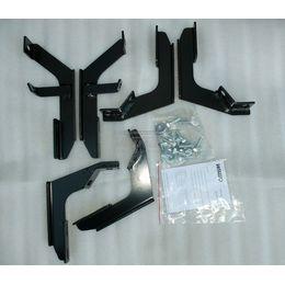 Кронштейны крепления порогов для Mazda BT-50 2012/Ford RANGER 2012