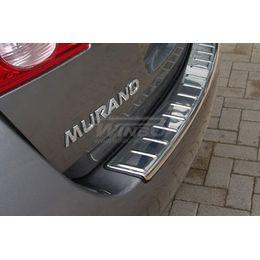 Накладка заднего бампера Nissan MURANO 11+