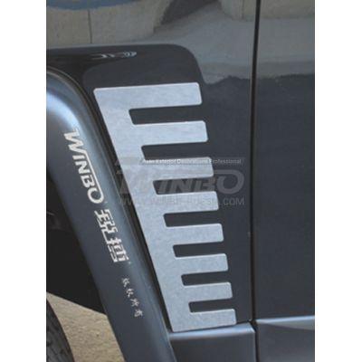 Задние и передние накладки кузова Toyota FJ CRUISER 07+ (к-т 4шт.)