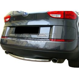 Защита заднего бампера Subaru TRIBECA 2005+