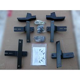 Кронштейны крепления порогов для Toyota HIGHLANDER 2013+