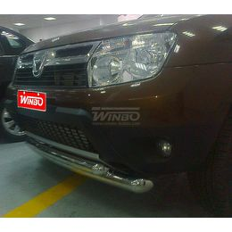 Защита переднего бампера для Renault DUSTER 2010+