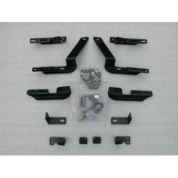 Кронштейны крепления порогов для Toyota RAV4 2012+