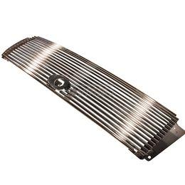 Решетка радиатора Toyota LC PRADO FJ150 2009-2013 (совместимая с камерой)