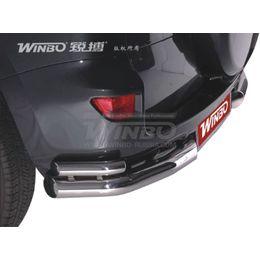Защита заднего бампера Toyota RAV 05-12