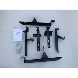 Кронштейны крепления порогов для Suzuki GRAND VITARA 05-12 (3 дверн.)