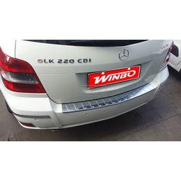 Накладка заднего бампера Mercedes-Benz GLK300/350 2008+