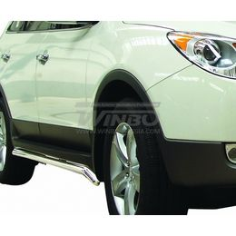 Защита кузовного порога Hyundai IX55 08-