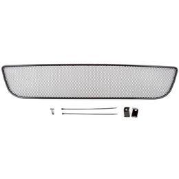 Сетка на бампер внешняя для Daewoo Matiz 2014-, чёрная, 10 мм