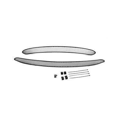 Сетка на бампер внешняя для Chery Tiggo 5 2015-, 2 шт., чёрная, 15 мм