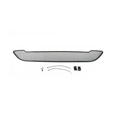 Сетка на бампер внешняя для Datsun on-DO 2014-, чёрная, 15 мм