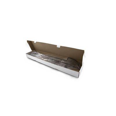 Сетка на бампер внешняя для DONGFENG S30 2014-, чёрная, длина ячейки 15 мм