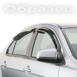 Дефлекторы окон Audi A8 2005- SD