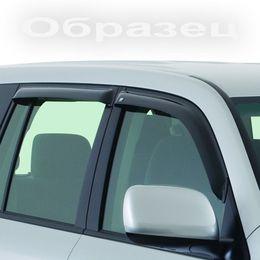 Дефлекторы окон Volkswagen Tiguan 2008-, ветровики накладные