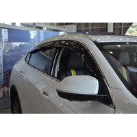 Дефлекторы окон для HAVAL F7X Coupe 2019-, 5 дв., ветровики накладные