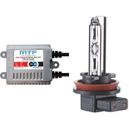 "Биксенон MTF Light 35W Slim с ""обманкой"" H4 (2 блока, 2 лампы, проводка)"