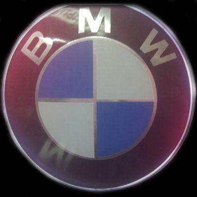BMW Белый