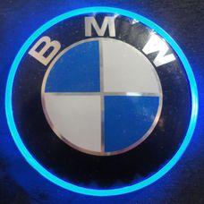 BMW Синий