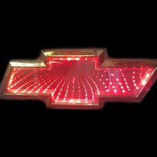 Chevrolet 3D Красный