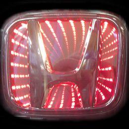 Honda 3D Красный
