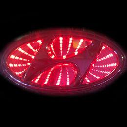 Hyundai i30 3D Красный