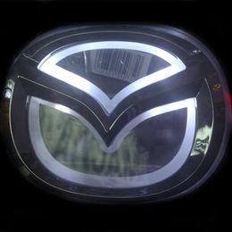 Mazda Белый