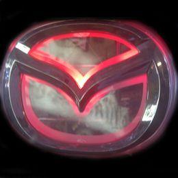 Mazda Красный