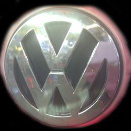 Volkswagen Красный