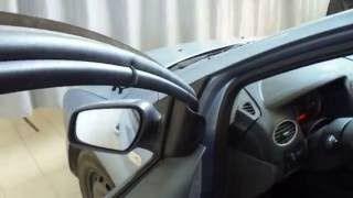 Ford focus 2 Седан (2005-2008) Передние боковые установка