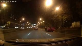 ARTWAY AV-480 ночь - YouTube